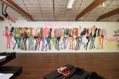 Watch Jay Howell Paint a Mural Inside Babylon LA