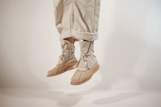 Designer Althea Fyfe's Desert Duck Boots Are Fit for a Jedi