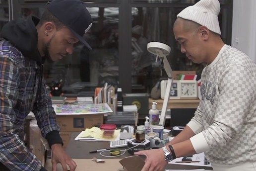 HB Presents: Jeff Staple 1-2-1 With Steve Sweatpants