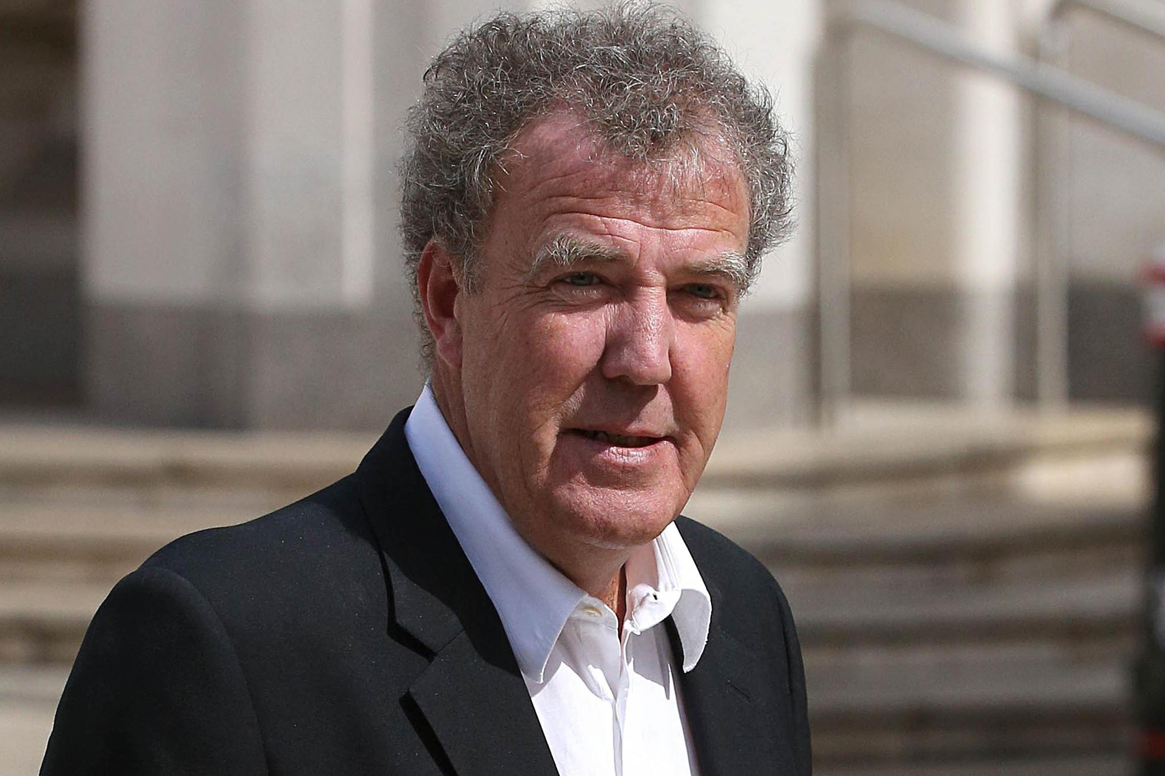 Jeremy Clarkson Settles Racial Discrimination Lawsuit