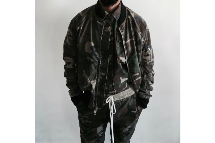 Jerry Lorenzo Teases New FOG Collection on Instagram