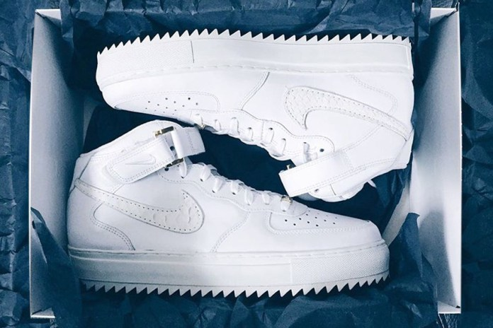 John Geiger's Custom 'Lux Force 1s' Will Release This Month