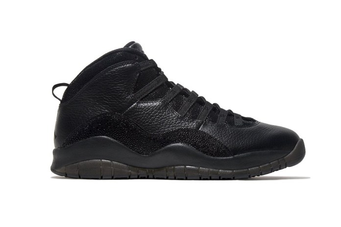 "Jordan Brand Officially Announces the Retro 10 ""OVO"" Release Date Alongside Apparel Preview"