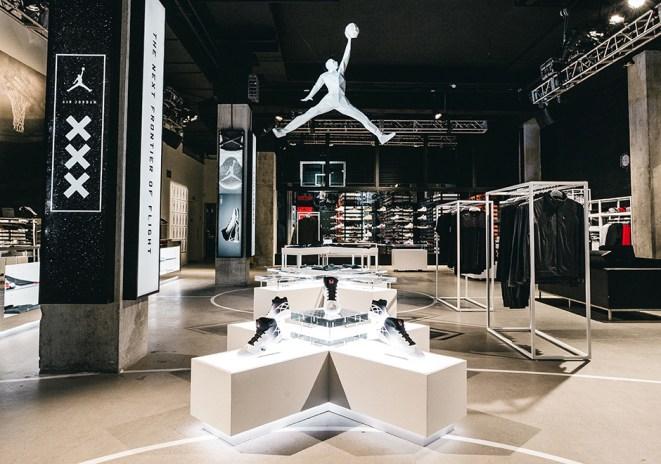 Jordan Brand's 306 Yonge Toronto Flagship Will Reopen This Summer