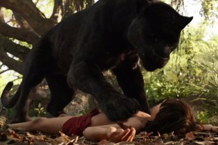 Get Closer to Mowgli and Bagheera in the Latest 'The Jungle Book' Trailer
