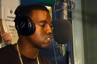 Watch Kanye West Spit Hot Fire From a Rare 2004 Freestyle