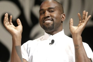 Kanye West Wants Louis Vuitton's Nicolas Ghesquière to Be His Best Friend