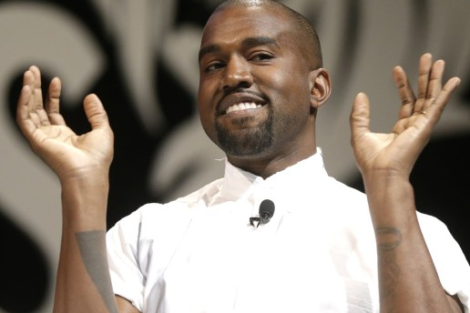 """""""This new album is ONE of the greatest albums, not the greatest, just one of..."""" - Kanye West"""