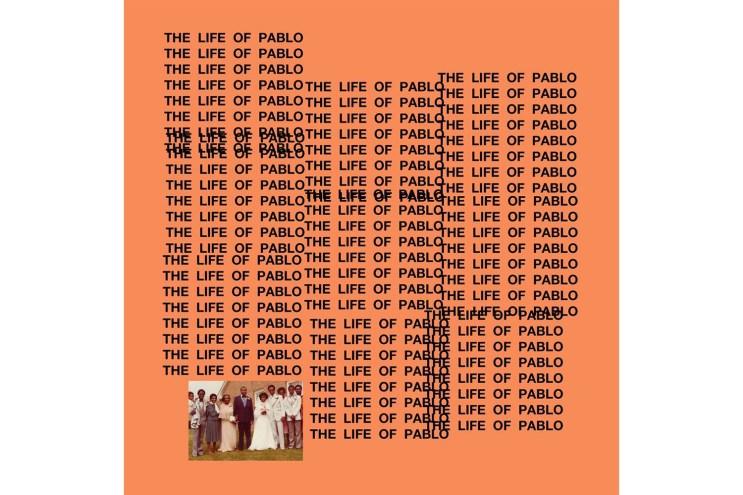 Kanye West Unveils 'The Life of Pablo' Album Artwork