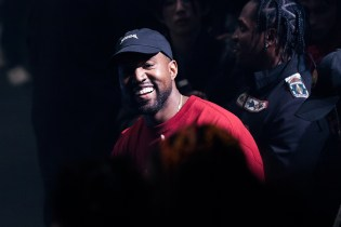 Kanye West Unveils Yeezy Season 3 at Madison Square Garden