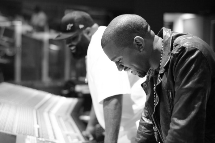 "Kanye West's ""Famous"" Gets Remixed by Rick Ross"