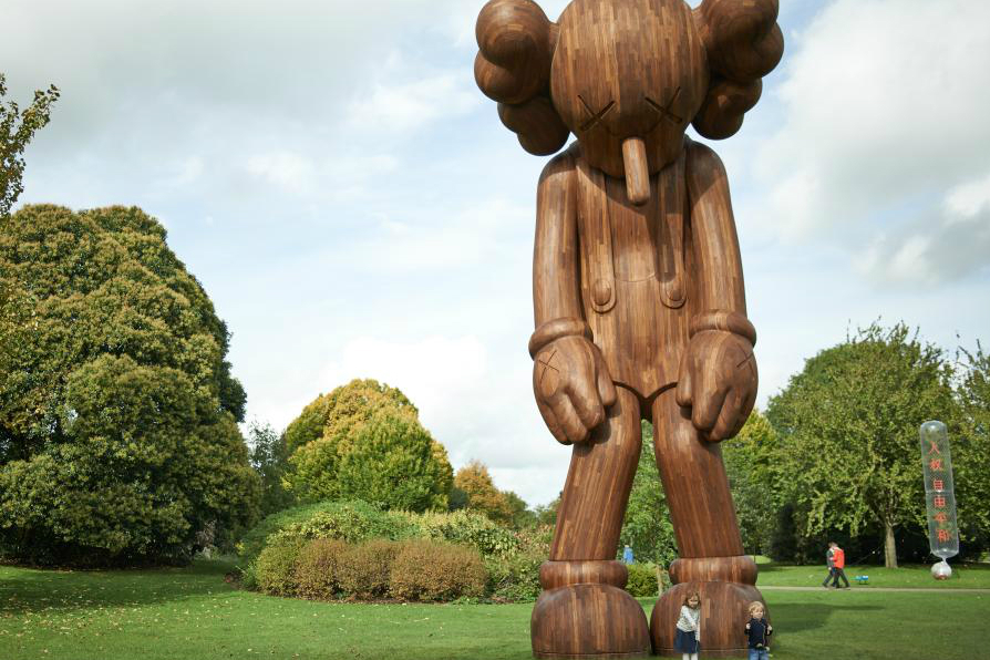 KAWS Talks Global Art and Explains Why His Latest Exhibition Is in Yorkshire