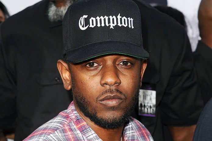 Kendrick Lamar Receives Key to City of Compton