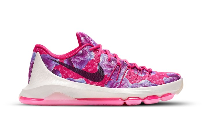 """Kevin Durant's Upcoming """"Aunt Pearl"""" Colorway Receives Its Official Release Date"""