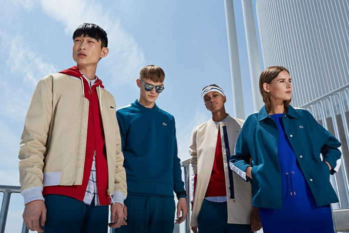 Lacoste L!VE 2016 Spring/Summer 2016 Lookbook