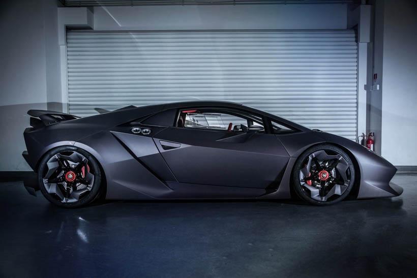 A Very Rare Lamborghini Sesto Elemento Turns up in Hong Kong