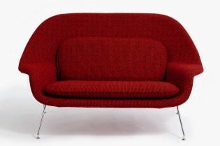 Eero Saarinen's Classic Womb Settee Design Gets a $6200 USD Booster Shot of Engineering
