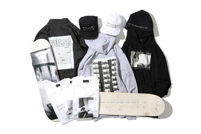 "Larry Clark x BEAMS 2016 ""Tulsa"" Capsule Collection"