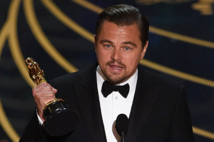 Leonardo DiCaprio Has Finally Won an Oscar