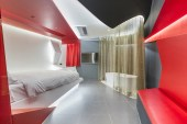 This Korean Boutique Hotel Room Takes Inspiration From Bull Fighters and Tango Dancers