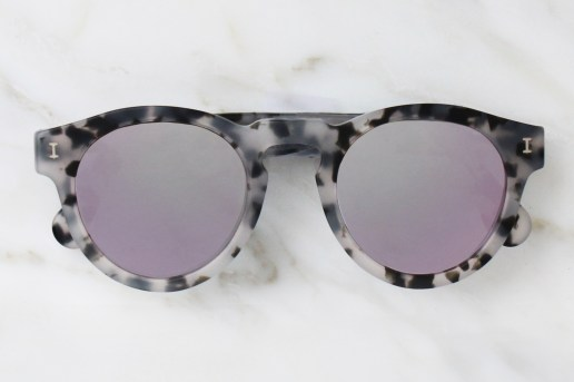 "Liberty London x Illesteva Team up on the ""Leonard"" Frame"