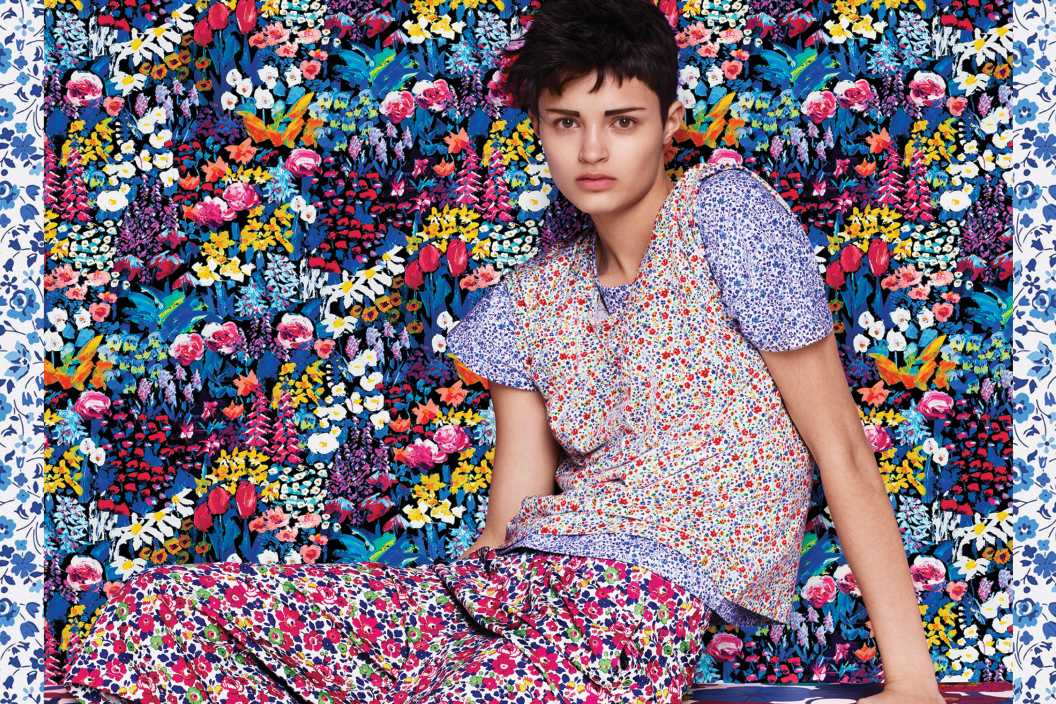 Liberty Teams up With Uniqlo to Tap New Markets