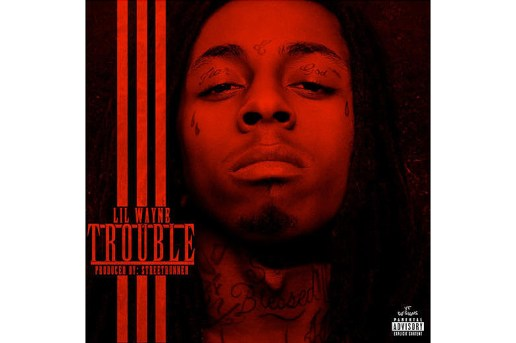 "Lil Wayne's Official ""Trouble"" Single Surfaces 10 Years Later"