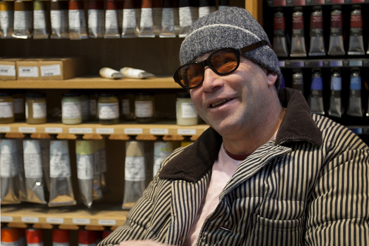 The Gonz Abides: Art Supply Shopping & $1 Pizzas With One of Skateboarding's True Originals