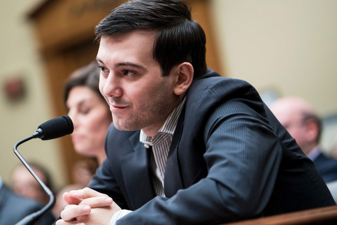 Martin Shkreli Wants to Buy 'The Life of Pablo' From Kanye West for $10 Million USD