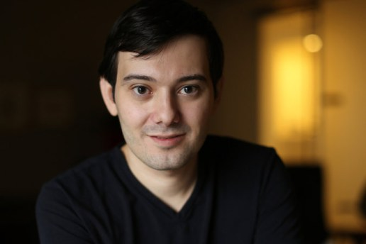 Martin Shkreli Maintains He Is Totally Not an Evil Supervillain in an Interview