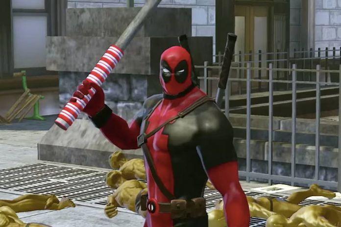 Play as Deadpool in New MMORPG 'Marvel Heroes 2016'