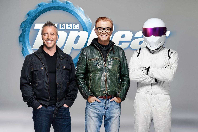 Matt LeBlanc Is One of the New 'Top Gear' Hosts