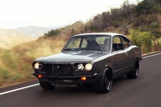 This Martial Artist Drives a Pristine, No-Frills 400 HP Mazda RX-3