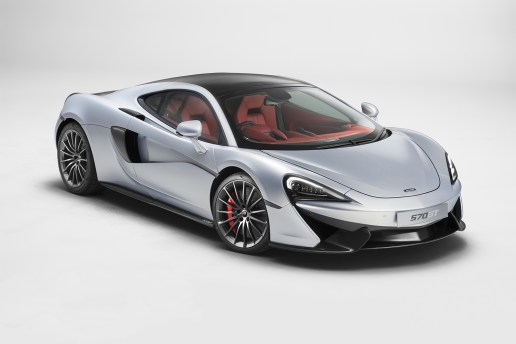 The 570GT Is the Most Luxurious and Refined McLaren to Date
