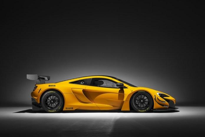 McLaren Unveils Its Latest Race-Ready 650S GT3