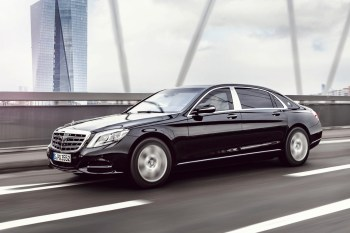 The Mercedes-Maybach S 600 Guard Can Withstand Assault Rifle & Explosive Attacks