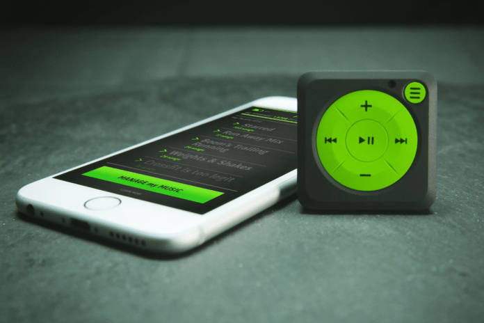 Mighty Is an iPod Shuffle for Spotify