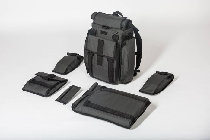 Mission Workshop Presents the R6 Modular Arkiv Field Backpack