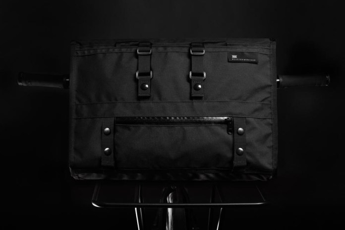 """Mission Workshop's """"Transit"""" Bags Are Versatile for Any Occassion"""