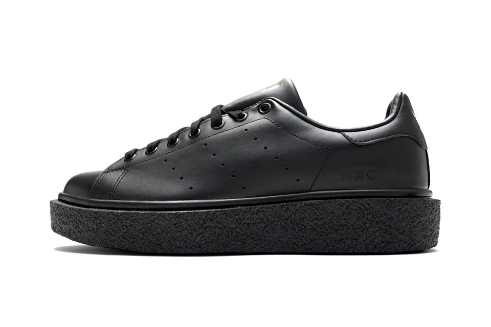 424 on Fairfax and Mr. Completely Drop a Trio of Crepe Sole Stan Smiths