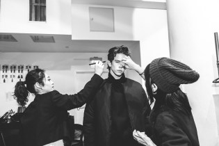 Watch as the N.HOOLYWOOD NYFW 2016 Show Unfolds Backstage