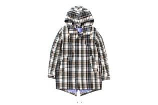 nanamica 2016 Spring/Summer GORE-TEX Shell Coat