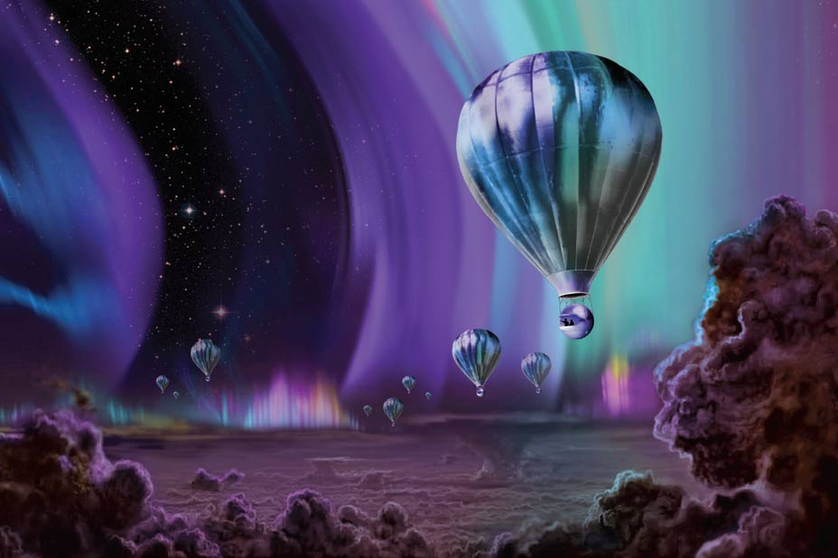 NASA Heralds a New Age of Space Travel With These Fantastical Posters