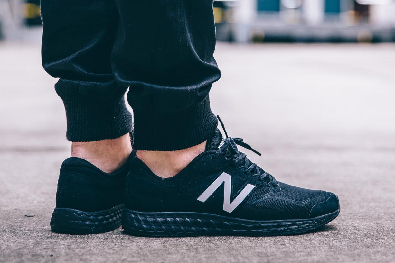 black new balance
