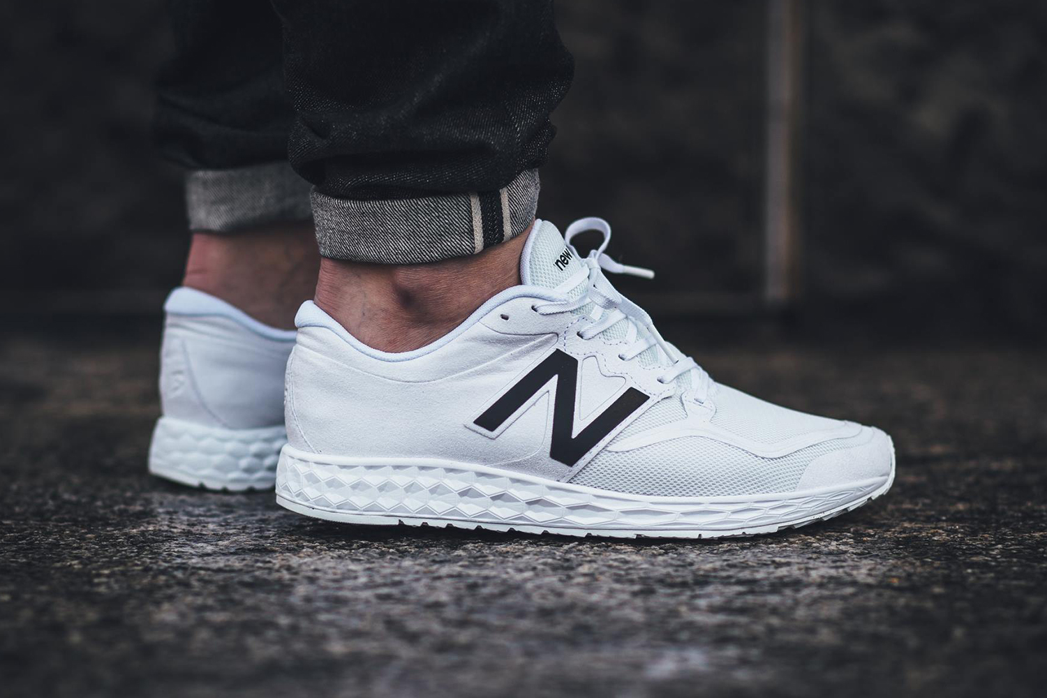 New Balance Gives the ML1980 a Clean White Makeover
