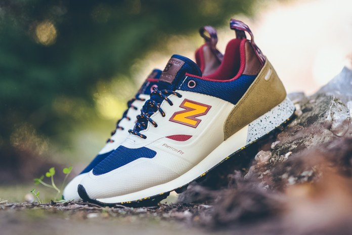 This New Balance Trailbuster Is a Performance Sneaker Built for the Outdoors