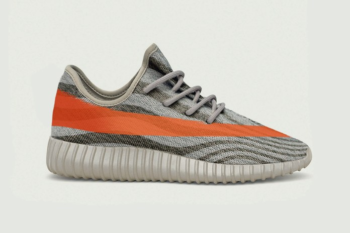 Here's What the New Yeezy Boost 350 Pretty Much Looks Like