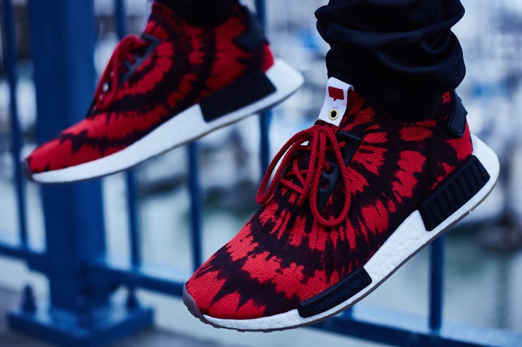 Nice Kicks Teams up With adidas for a Collaborative NMD Silhouette