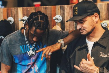 Nicky Diamonds Details His Travis Scott Collaboration & Ralph Lauren Aspirations