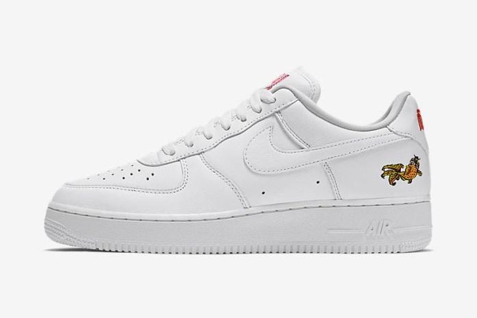 Nike Just Dropped Chinese New Year Air Force 1s